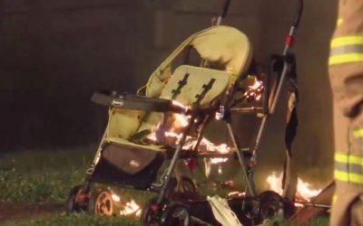 Firefighter's Children Die in Daycare Fire